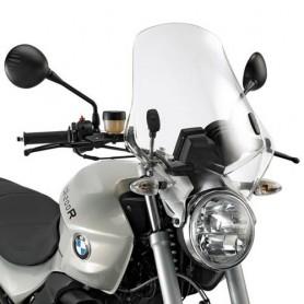 Cúpula BMW R 1200 R 06-10 Transparente 49,5x46cms Givi