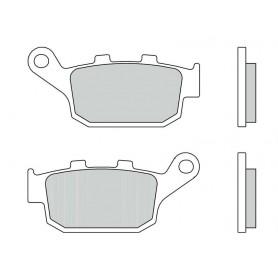 Pastillas Honda CBR 500 R 2016- Traseras Brembo Sinterizadas