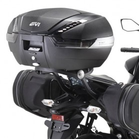 Soporte Maleta Trasera Kawasaki Z800 13-17 Givi