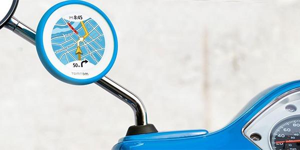 TomTom VIO, el navegador para scooters
