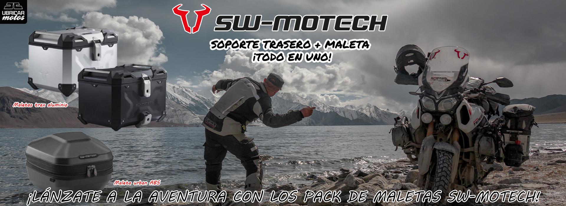 Kits de maletas superiores y soportes SW-MOTECH